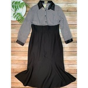 NWT NEW Lindy Bop Swing Dress Size 14  US Large